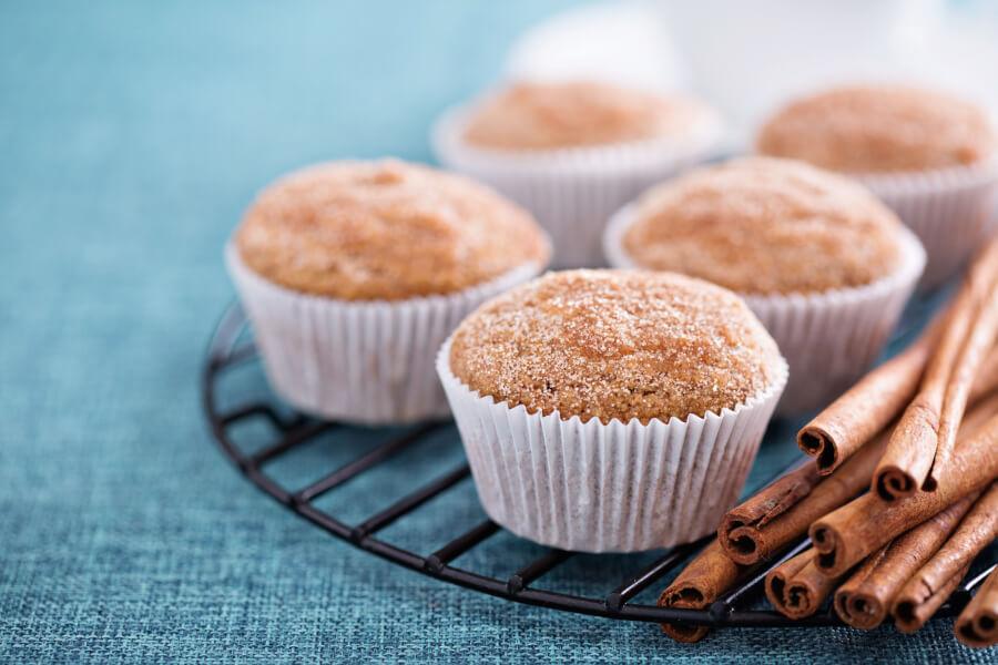 Goji Berry Morning Glory Muffins thumbnail