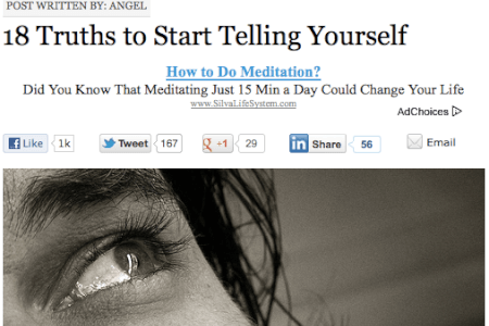 5 Truths to Start Telling Yourself thumbnail