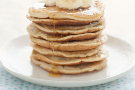 Coconut Flour Banana Pancakes: Gluten-free Recipe thumbnail