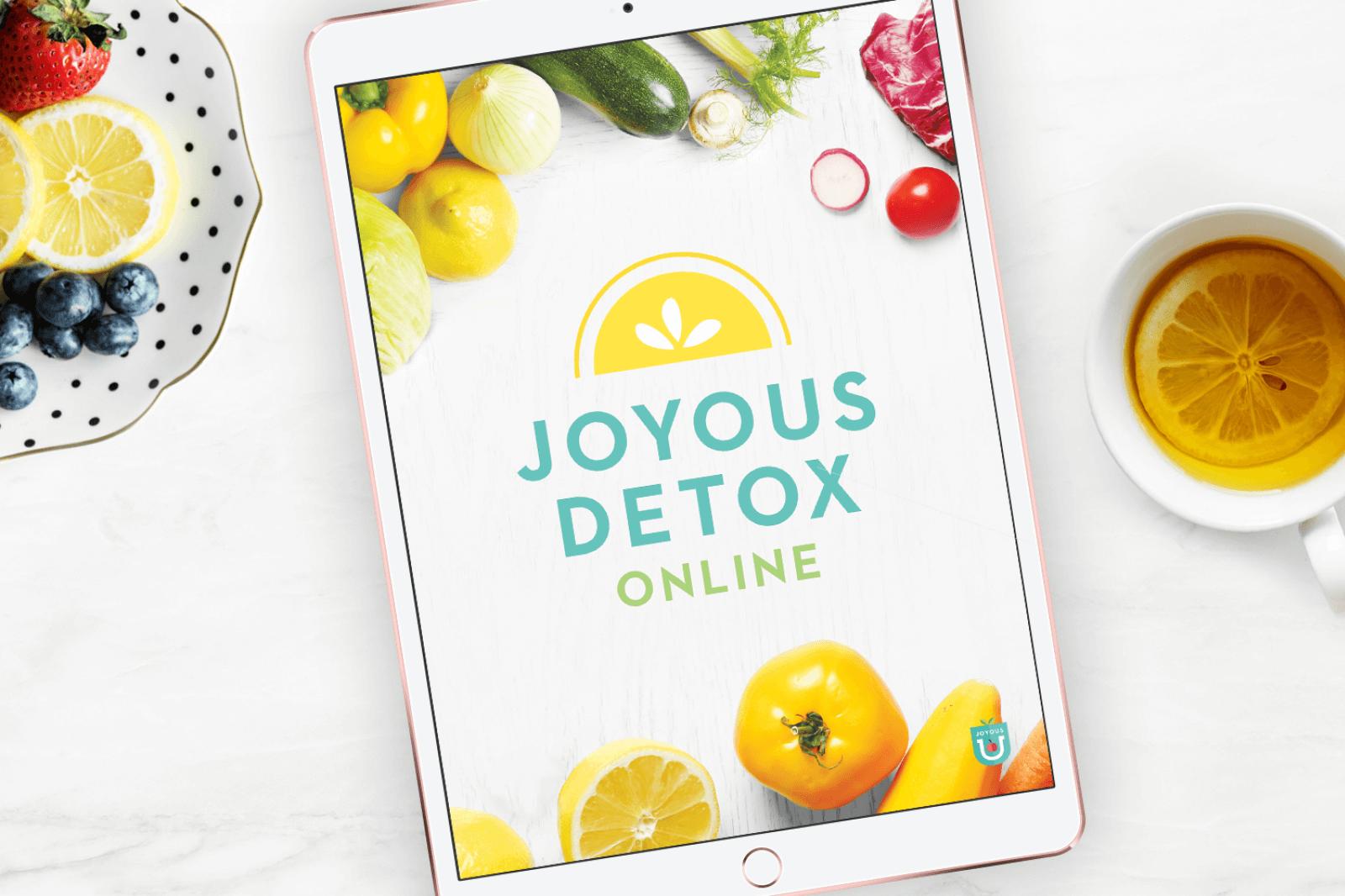 Joyous Detox Online thumbnail
